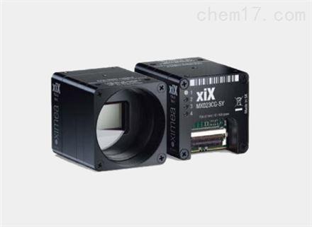 高灵活度 PCIe 软排线接口相机 xiX 系列