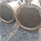 二手列管冷却器各种型号1折起售