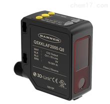 Q5X 系列美国邦纳BANNER激光测量传感器