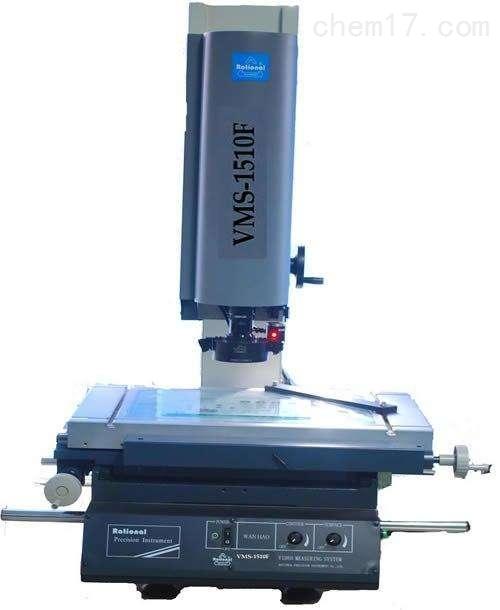 万濠VMS-1510F影像测量仪操作方法