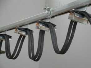 HXDL系列电缆滑触线导轨