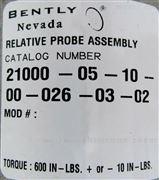 本特利加速度计bently200157/200150/200155