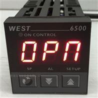 N6500Z210002WEST 6500温控器,单一输出模式WEST控制器