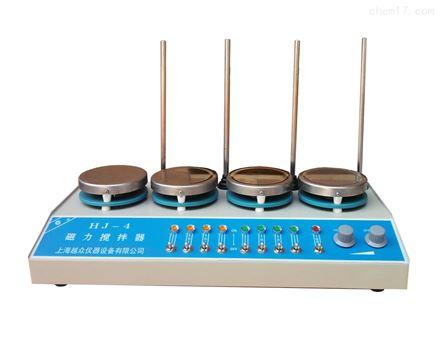 两联四联六联磁力加热搅拌器