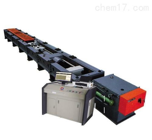 卧式两工位钢丝绳拉力试验机