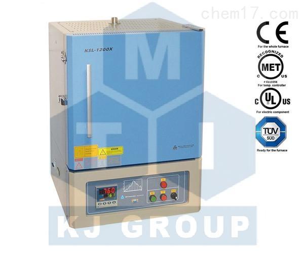 KSL-1200X-M(27L) 1200°C高温箱式炉