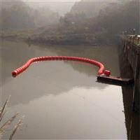 大面积水面垃圾清理拦截浮体水上拦污绳