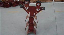 三层工字钢滑车