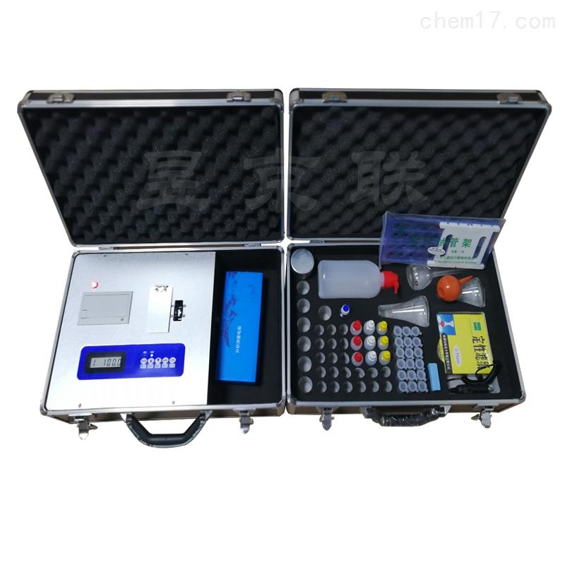 普及型土壤养分检测仪