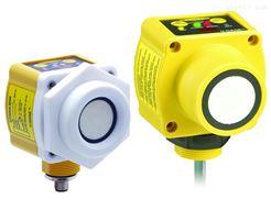 QT50U系列美国BANNER8米量程耐化学性超声波传感器