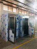 JH荔城区标准风淋室通道超净除尘