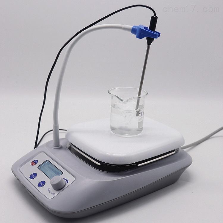 数显定时加热磁力搅拌器SCL-RTC+