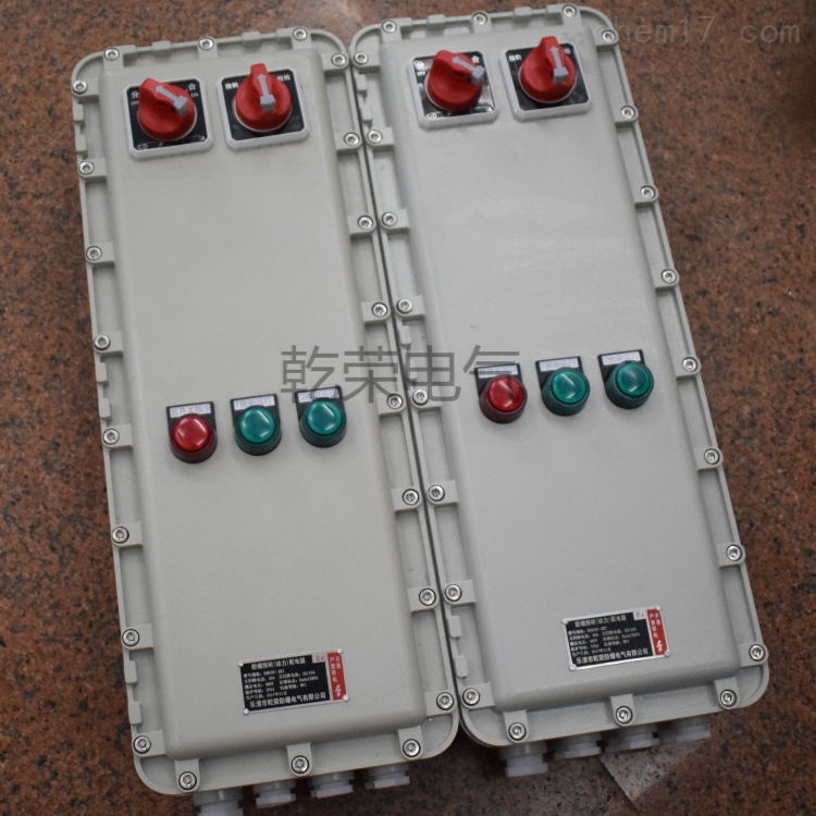 电解槽防爆控制箱