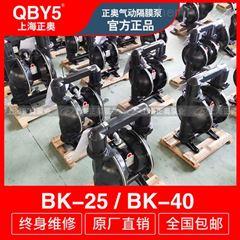 BK-40P型增强型气动隔膜泵