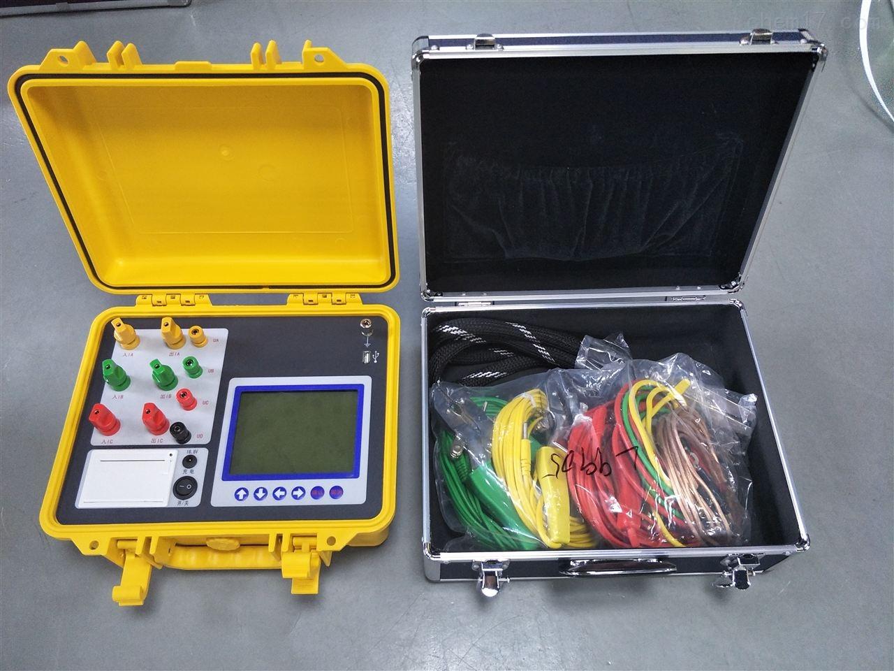 江苏变压器容量特性测试仪双电池彩屏