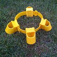 树木支撑支架固定器塑料套杯