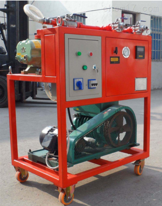 SF6气体抽真空充气装置承试三级