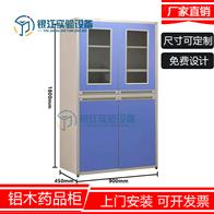 YJ-YPG121海南银江实验室全钢药品柜试剂柜样品柜厂家