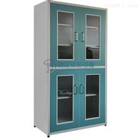 1002实验室铝木药品柜