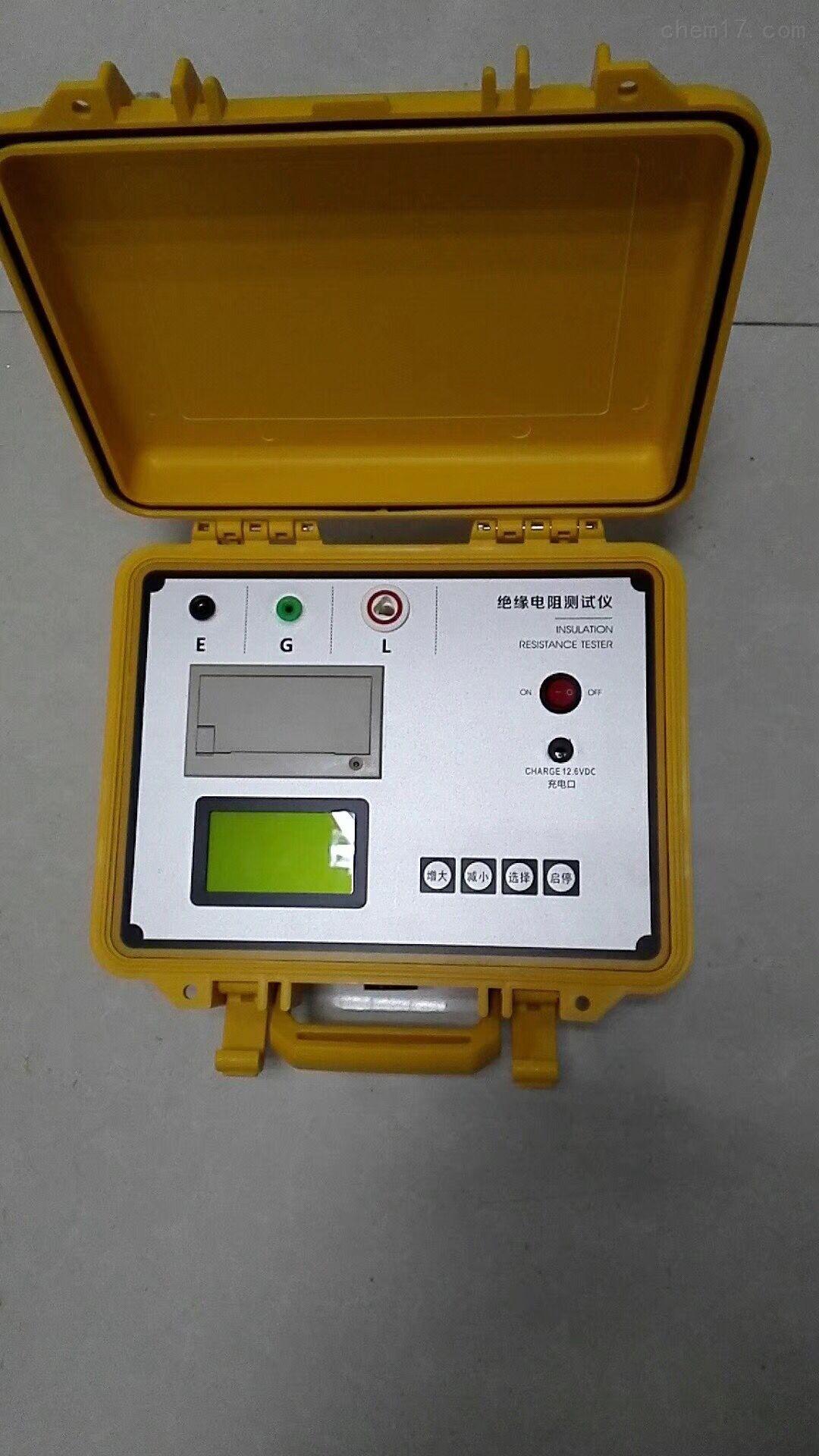 抗干扰绝缘电阻测试仪