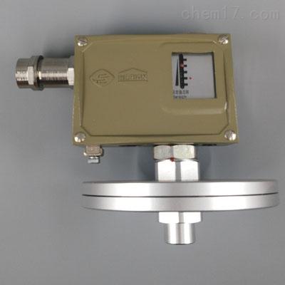 上海远东仪表厂D500/7DZ双触点压力控制器