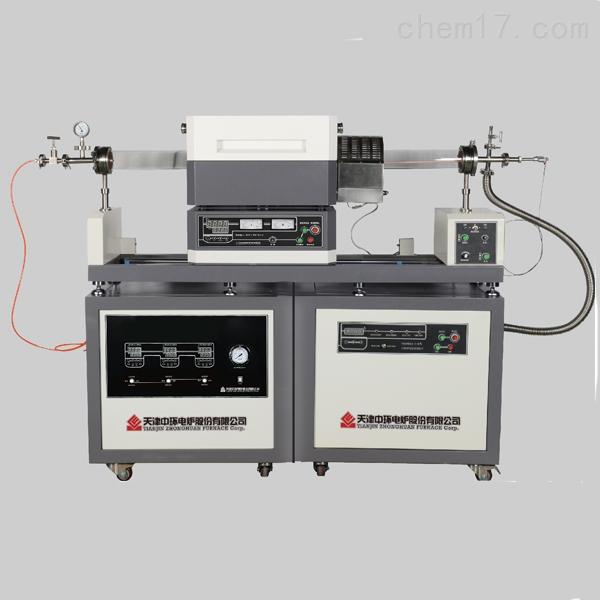 1200℃双管滑动式单温区/多温区CVD系统