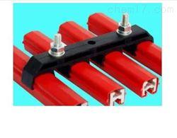 单极滑触线多槽吊夹