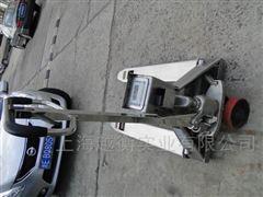 SCS-YH电子地牛秤价格/2吨叉车磅秤厂家