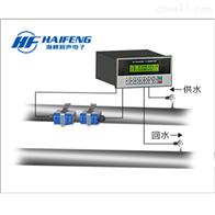 TDS-100R固定盘装外夹式超声波热量表