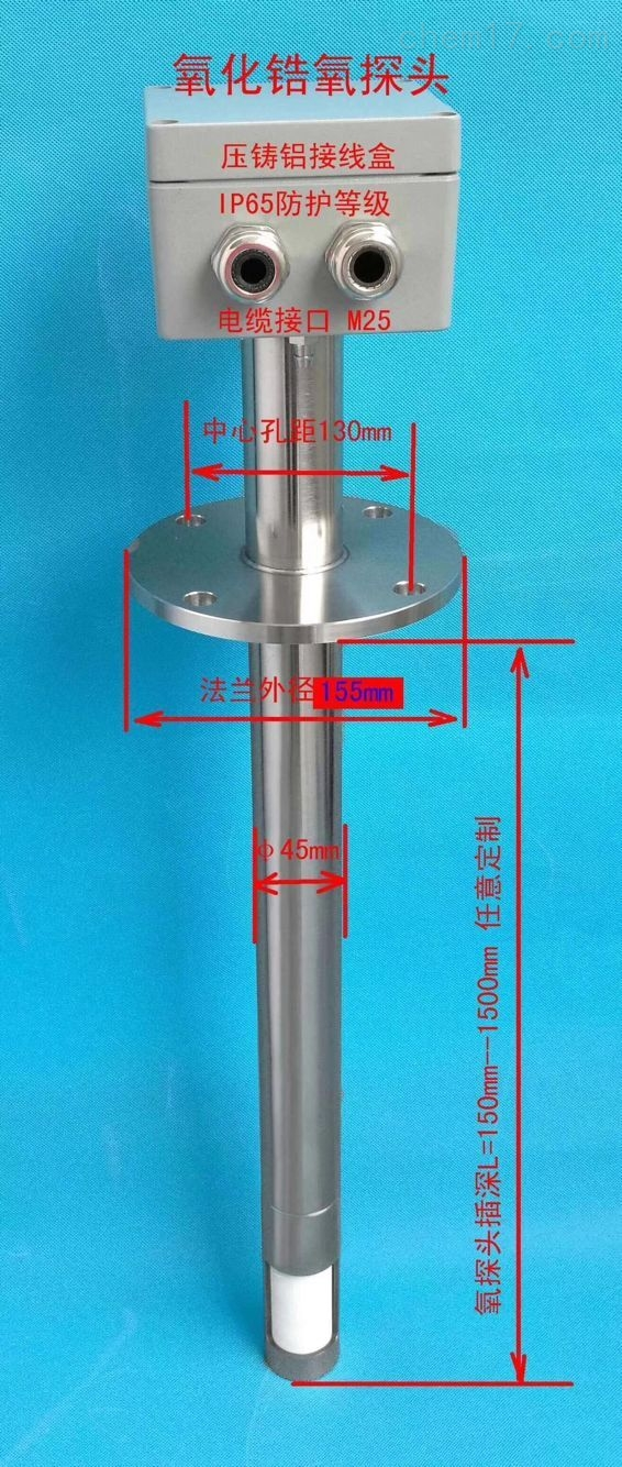 YB-88G氧化鋯分析儀
