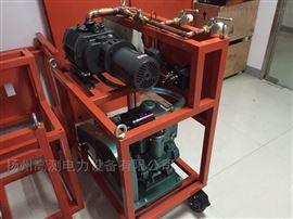 HTSF6015Sf6抽真空裝置操作過程