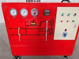 HTLH-54SF6气体抽真空充气装置 抽气速率≥45L/s