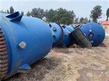 回收8000二手搪瓷反应釜