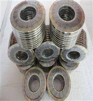 DN300不锈钢金属缠绕垫片密封垫片高温垫片