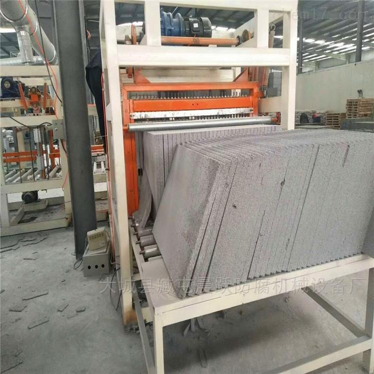 专业切割产量高的箱式匀质板设备切割机厂家