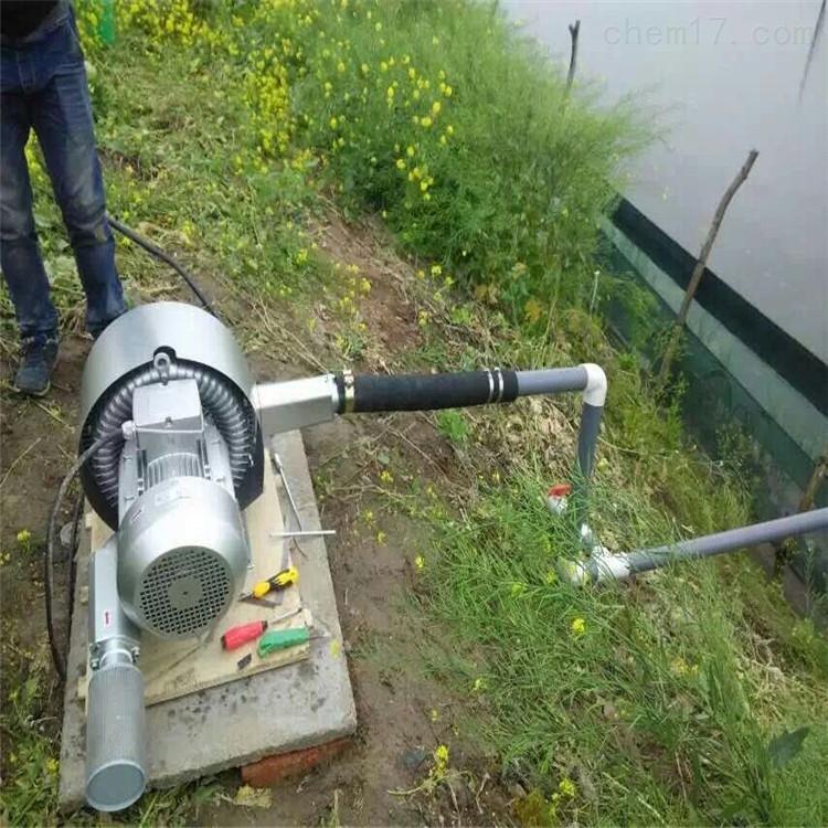 鱼塘增氧用鼓风机 曝气高压漩涡气泵