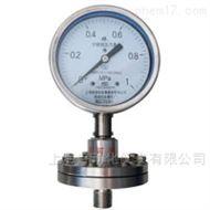 Y-100BFZML(B)316Y-100BFZML(B)316全不锈钢隔膜压力表