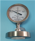 Y-150AZMFB316不锈钢隔膜压力表