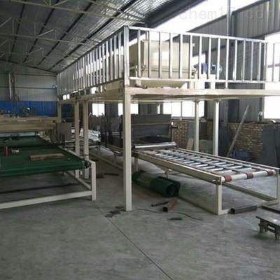 大型全自动匀质板生产设备厂家