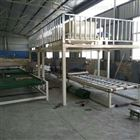 模箱压制型水泥基匀质板设备生产知识
