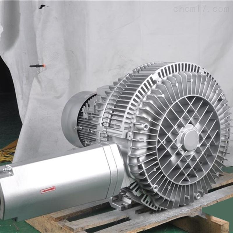 25kw双叶轮高压鼓风机