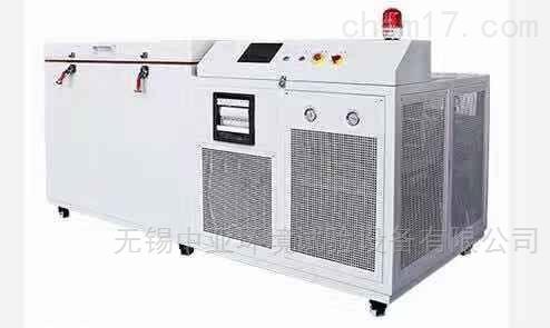 金属深冷处理低温箱