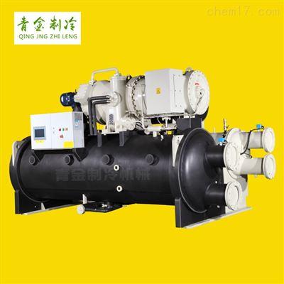 QX环保冷媒R134A离心冷水机大功率机组