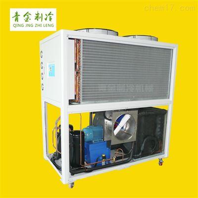 QX-10AR食品降溫冷風機結合水冷塔制冷設備