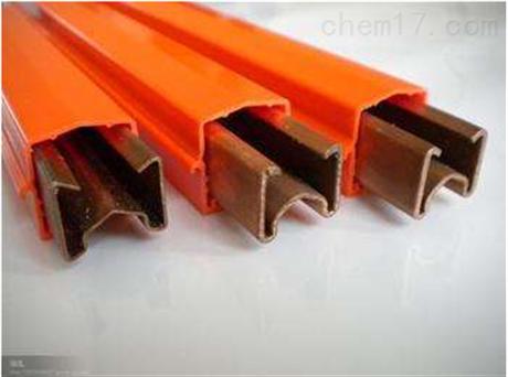 单极铜导体滑触线
