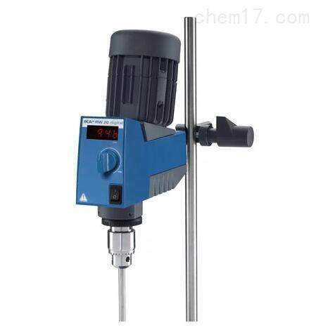 德国IKA RW20数显型悬臂搅拌器