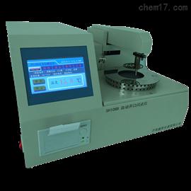 SH106B-1標準GB/T 3536全自動開口閃點試驗儀SH106B