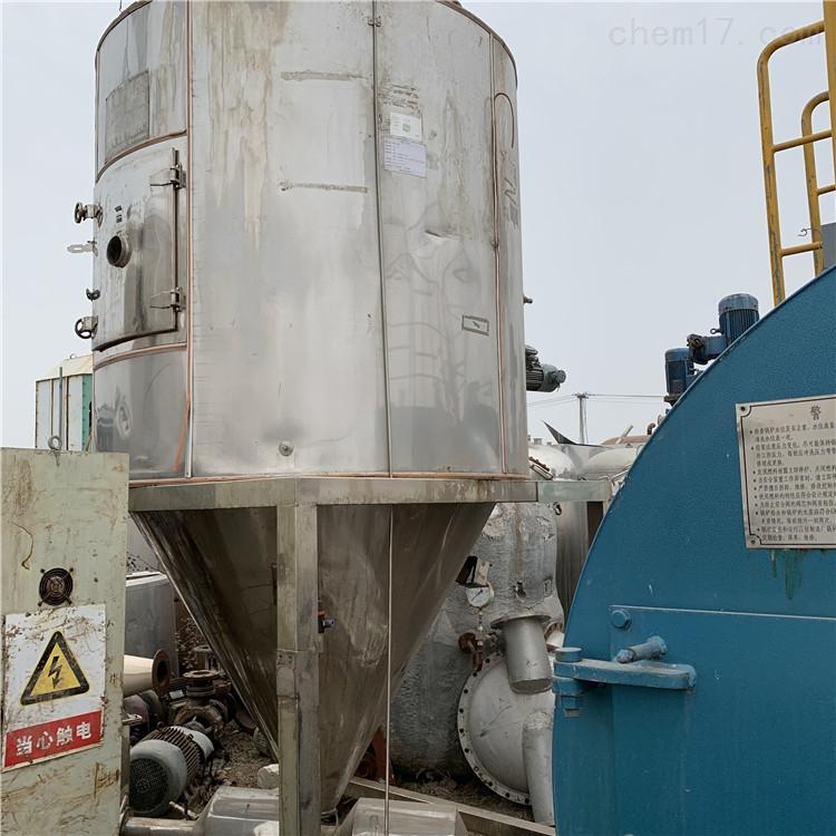 厂家回收二手压力式喷雾干燥机