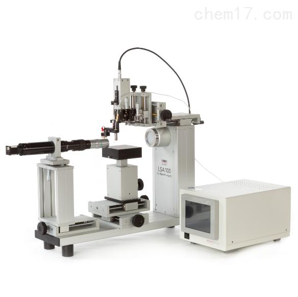 LSA100M2-纤维接触角测量仪