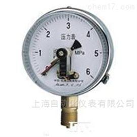YXC-100B-F不锈钢防腐电接点压力表